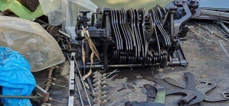 Schrottabholung Wuppertal holt Ihren Altmetallschrott ab
