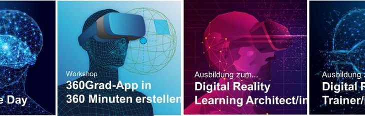 upskilling –  Angebote zu VR/AR (Virtual-/Augmented Reality) – neue Herausforderungen benötigen neue Angebotsformen