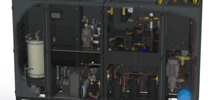 Hochflexibel und effizient: technotrans zeigt Kühllösungen für die Druckindustrie