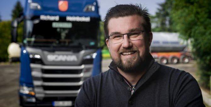 Nachrüstung mit Scania Telematik: Alle Daten an einem Ort