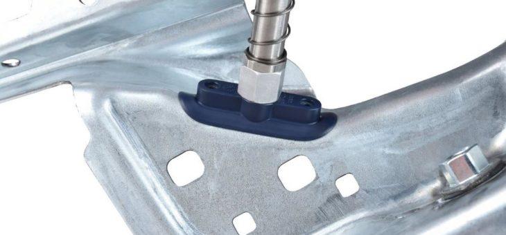 FIPA präsentiert: Neue Glockensauger überzeugen selbst bei stark gewölbten Blechen durch festen Sitz