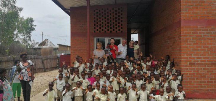 Fingerhut Haus und FLY & HELP fördern erfolgreich Bildung mit Vorschule in Burundi