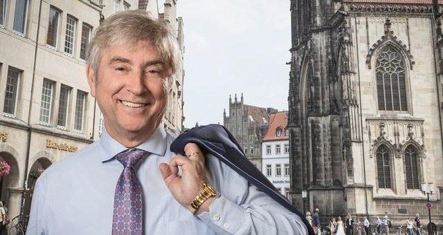 Unternehmer Hubertus Theissen für sein Lebenswerk geehrt