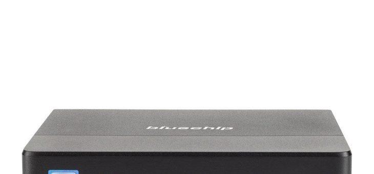 Robust, kompakt und lautlos – bluechip stellt neuen Mini-PC für den Industriesektor vor