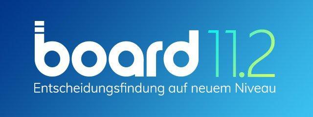 Board 11.2 bringt Verbesserungen für die Unternehmensplanung und mehr Flexibilität rund um Analytics