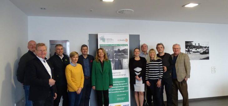 Studieren am Nürburgring: Akademische Weiterbildung von Lotto Rheinland-Pfalz gefördert