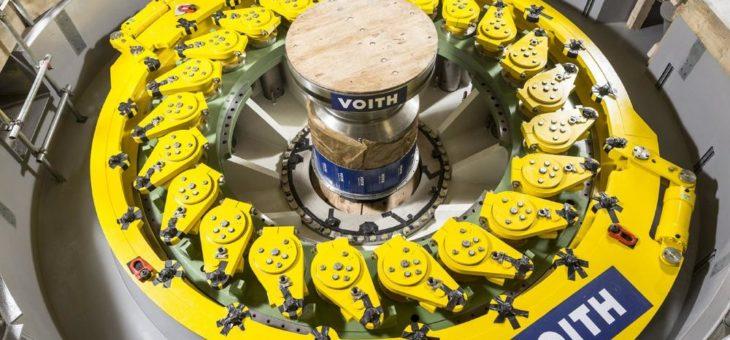 Voith und Enel Green Power unterzeichnen globalen Dreijahres-Rahmenvertrag für Turbinenregler
