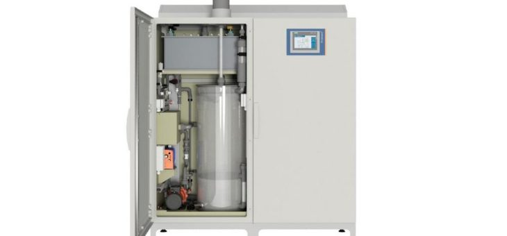 Elektrolyseanlage CHLORINSITU® IIa 60 – 2.500 g/h