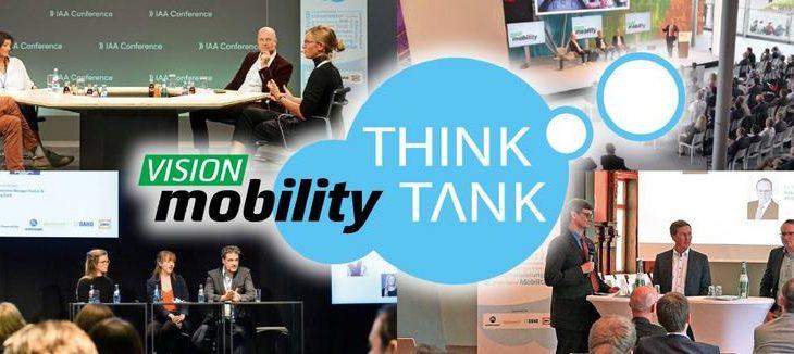 HUSS-VERLAG startet neue VISION mobility THINK TANKs