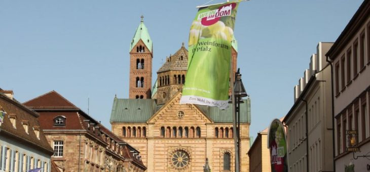 »Wein am Dom – das Weinforum der Pfalz« abgesagt – Tickets werden erstattet