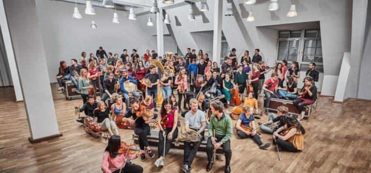 Junge Deutsche Philharmonie erhält den Binding-Kulturpreis 2020
