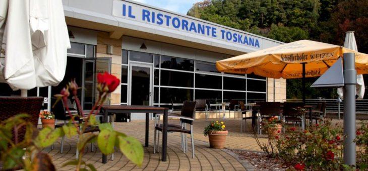 Pizza zum Bestellen und Abholen im Il Ristorante der Toskana Therme
