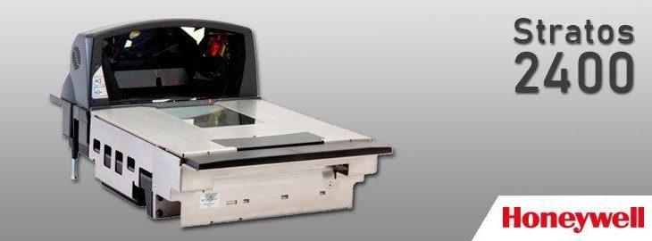 Honeywell Stratos 2400 – Einbau-Barcodescanner