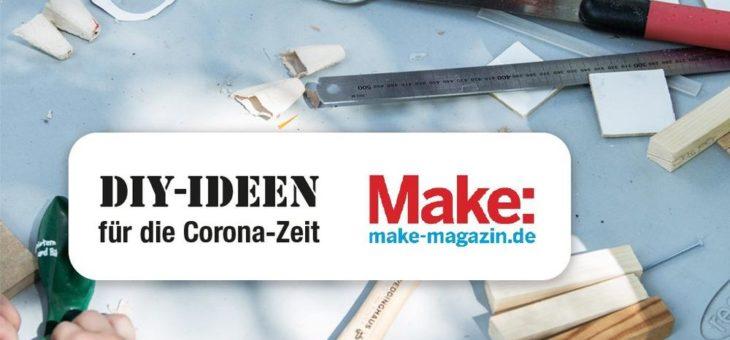 Make-Magazin bietet kostenlosen Artikel-Download an
