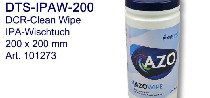 METOCLEAN IPAW-200 – Desinfizierende Reinigungstücher zum privaten & gewerblichen Gebrauch