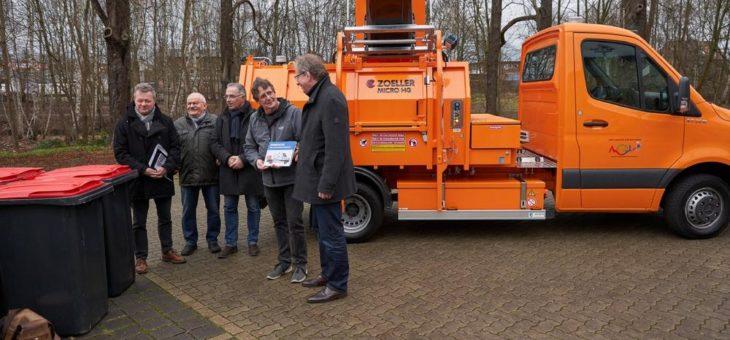 Lüneburg – Neues Sammelkonzept für Öffentliche Abfallkörbe