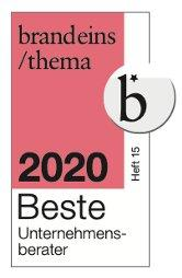 """brand eins und Statista zählen valantic zu den """"Besten Beratern 2020"""""""