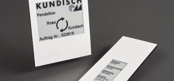 E-Paper-NFC-Tag