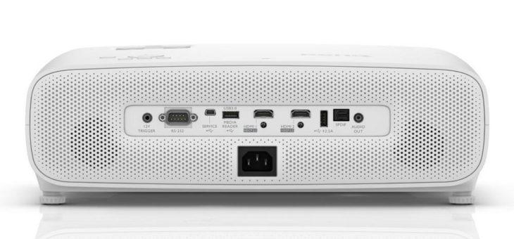 BenQ TK810 – der neue 4K Smart Beamer für beeindruckende Projektionen auch bei Tageslicht