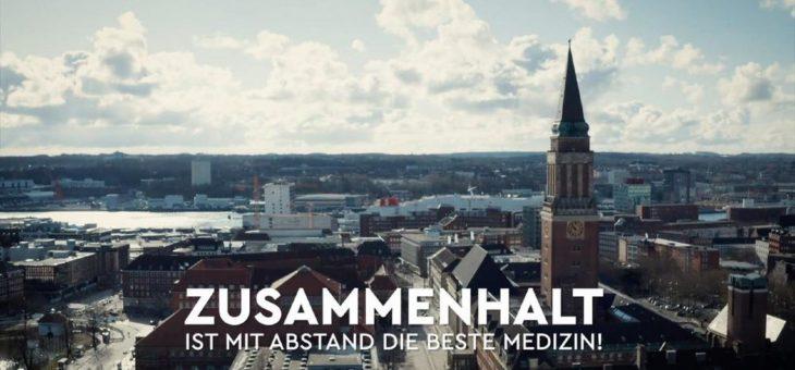 """Kiel dankt Kiel"" per Videobotschaft"