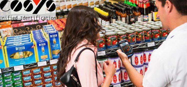 Frische Garantie im Lebensmittel Einzelhandel dank COSYS Software