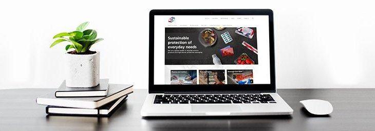 Website-Relaunch für Klöckner Pentaplast: Panvision kombiniert seine Standard Software-Produkte zu einem performancestarken Auftritt