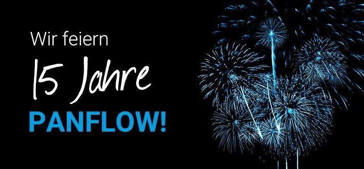 Das Workflow Management System PANFLOW wird 15!