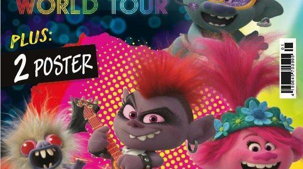 Trolls World Tour mit eigenem Kindermagazin