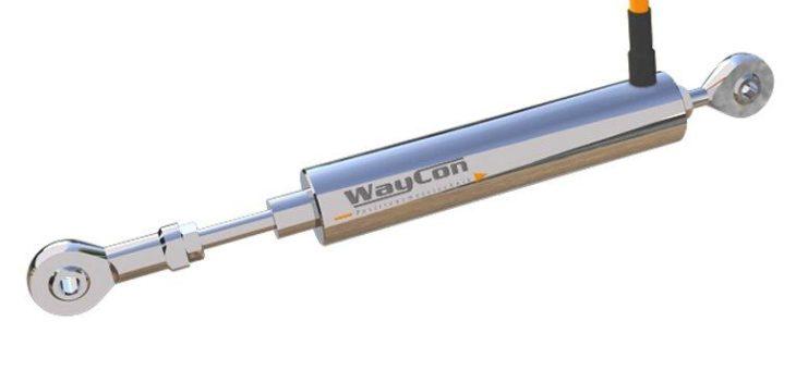 Neu: Induktiver Sensor LVDT LVIG