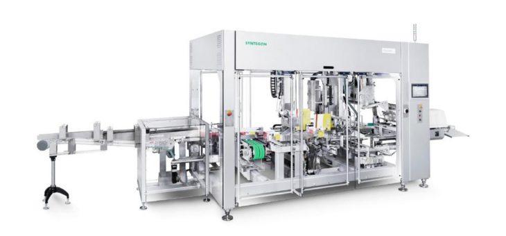 Monomaterial trifft Grasfaser: Syntegon Technology stellt nachhaltiges Verpackungssystem für Pulverprodukte vor