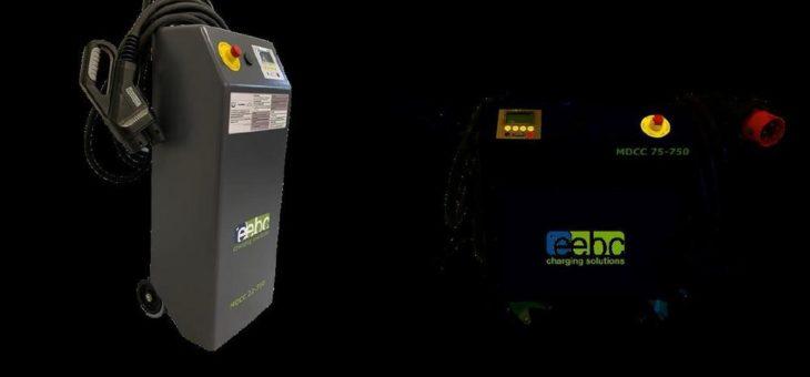 EEBC bietet mobile Hochvolt-Ladegeräte für Werkstätten an