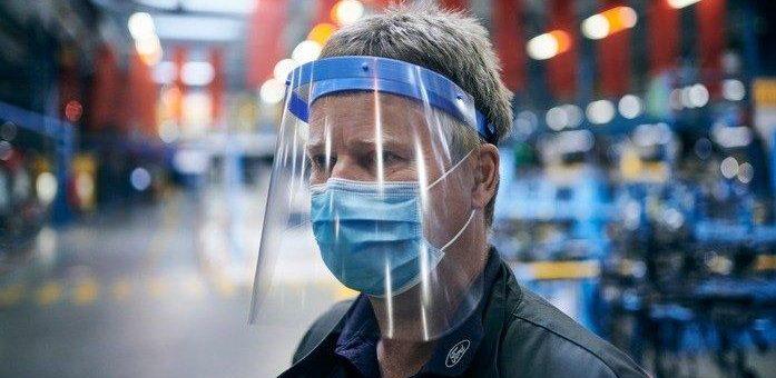 Ford führt umfassende Arbeitsschutzmaßnahmen für den Wiederanlauf der europäischen Fertigung ein