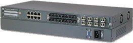 Modularer 19″ Switch mit Gigabit Ethernet Ports und/oder Fast Ethernet Ports