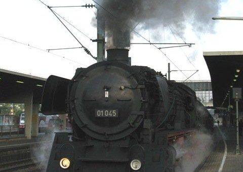 SWR Eisenbahn-Romantik – Dampfzugfahrten im VRN-Gebiet – Reisen wie vor 50 Jahren