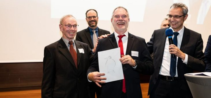 Graduate Campus der Hochschule Aalen: Professor Ulrich Schmitt legt sein Amt nieder