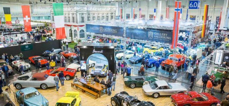 TECHNO-CLASSICA ESSEN 2021 – Klassik-Weltmesse