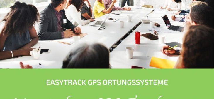 GPS-Tracker für Ihr Unternehmen