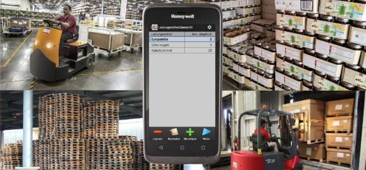 Intelligentes Behältermanagement mithilfe einer Softwarelösung von COSYS