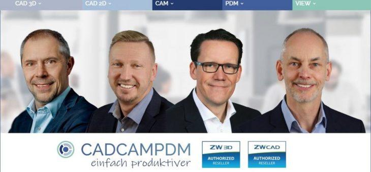 CADCAMPDM: Viel Know-how für kleine Budgets