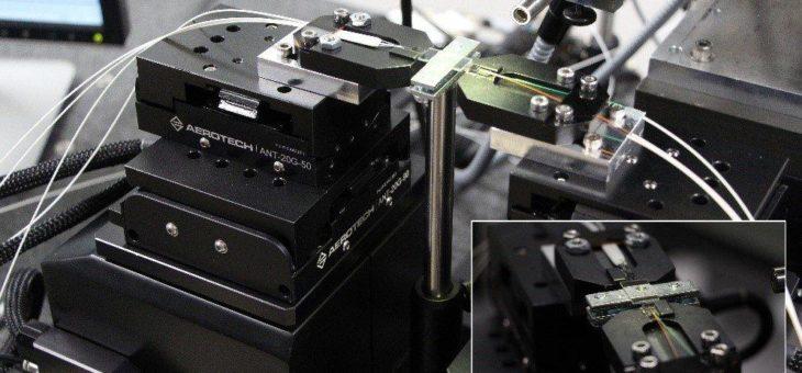 Bewegungssteuerung und Automatisierung für die Optik- und Photonikindustrie