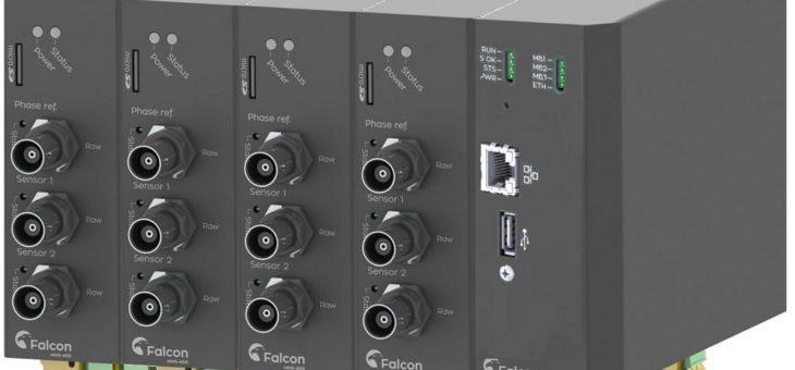 Falcon Serie – Modulare Schwingungsüberwachung und -analyse
