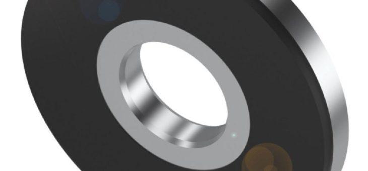 Kompakte, hochgenaue Magnetscheiben für absolute Winkelmesssysteme
