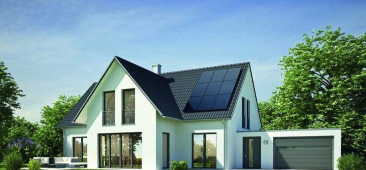 Solaranlage und Wärmepumpe