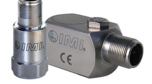 Industrielle ICP®-/IEPE-Beschleunigungssensoren für den Einsatz bis -196 °C
