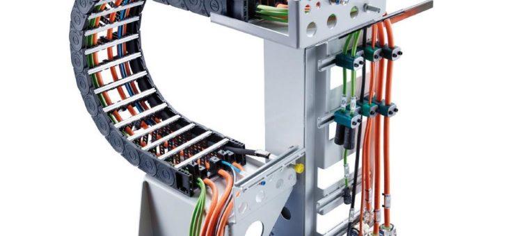 TOTALTRAX Energieführungssysteme von TSUBAKI KABELSCHLEPP