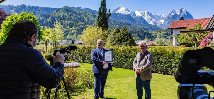 Hubertus Johannes Theissen wird in die Hall of Fame der Beteiligungsbranche aufgenommen