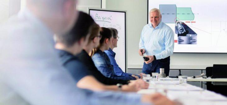 Kontaktlose Schulungen: exklusive Online-Seminare von Seco Tools