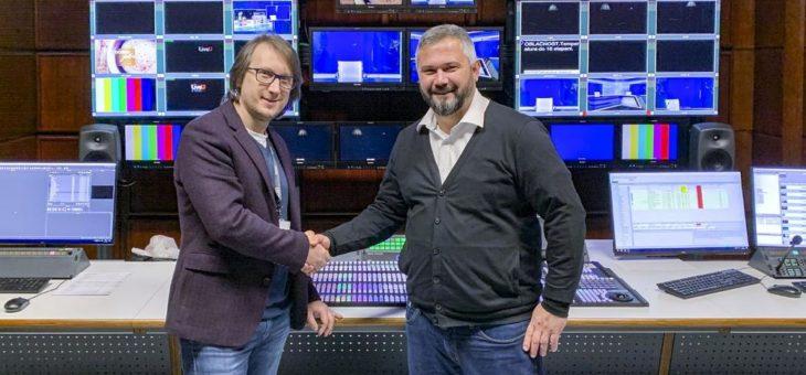 RTCG erneuert Studio-Infrastruktur mit MediorNet, Artist und Bolero