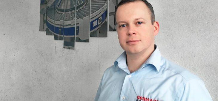 GEBHARDT erweitert die Geschäftsführung am Standort Schweiz