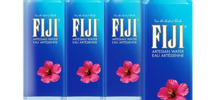 FIJI® Water launcht die neue 700ml Sports Cap-Flasche in Deutschland